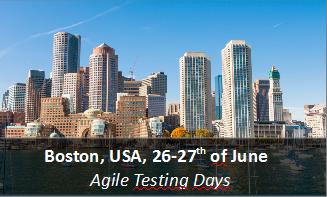 Agile Testing Days 2018
