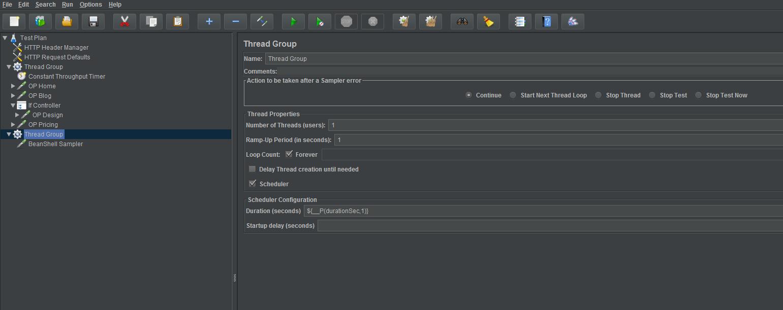 JMeter Properties: Configurable Test Plans - Jmeter - OctoPerf
