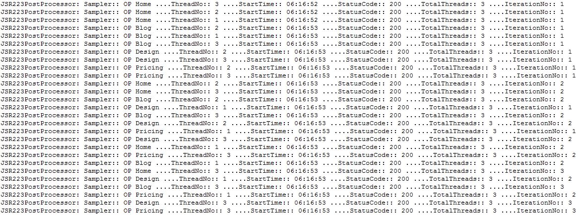 User Properties File