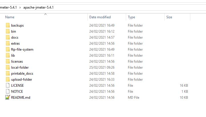 FTP Server Local File System