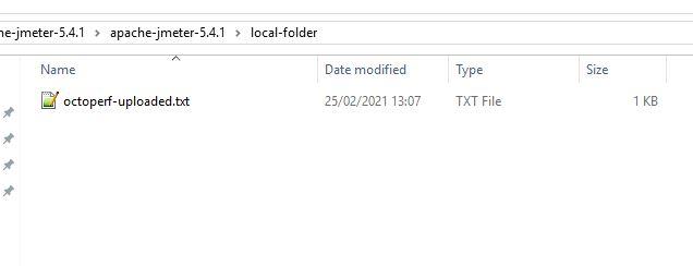 Local File