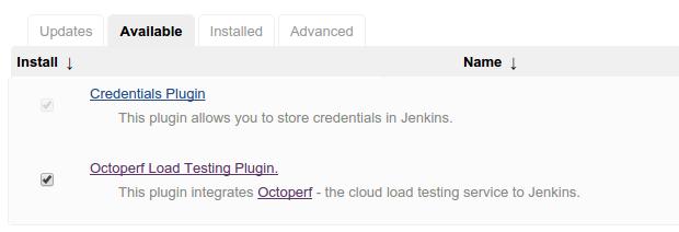 Jenkins plugin
