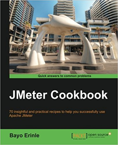 JMeter Cookbook