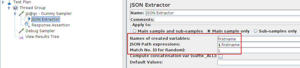 How to Extract Data From Json Response Using JMeter - Jmeter