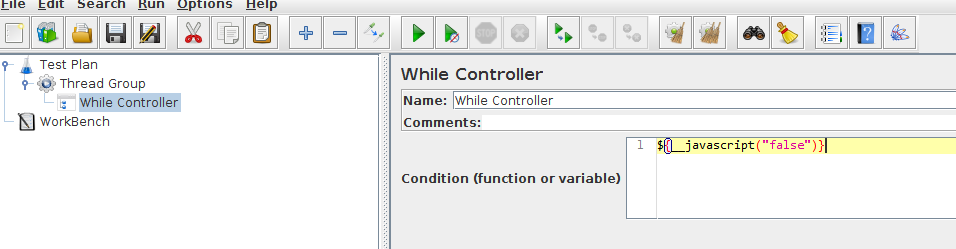 While Controller