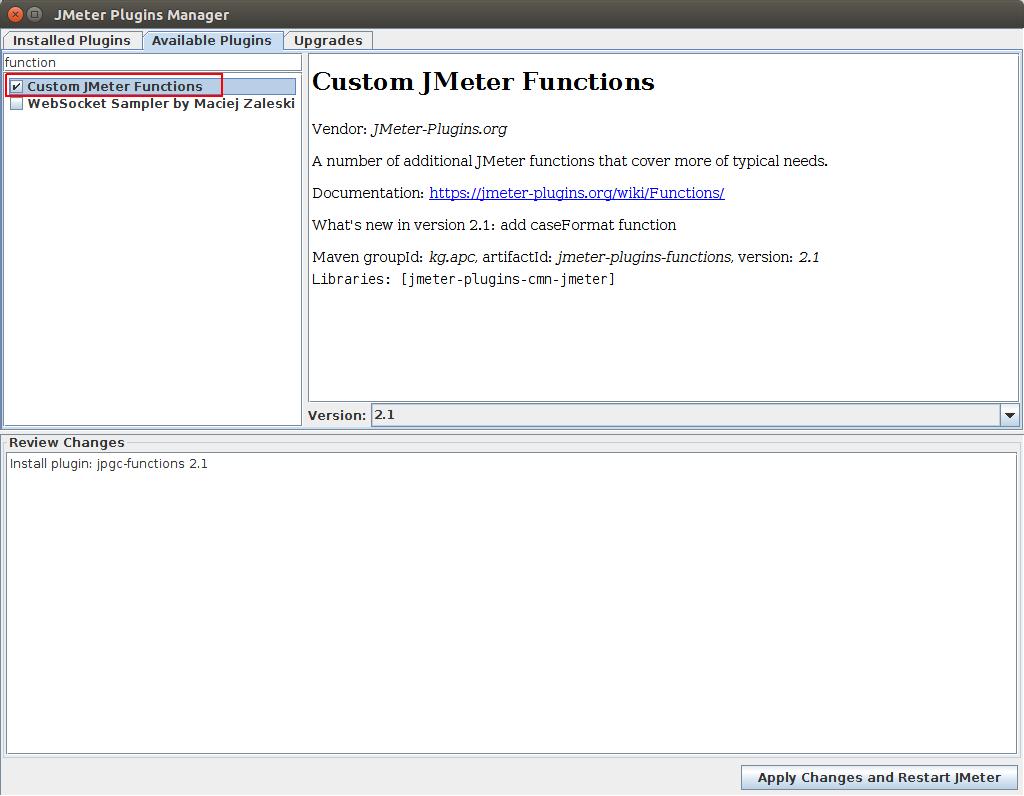 Custom Functions Plugin