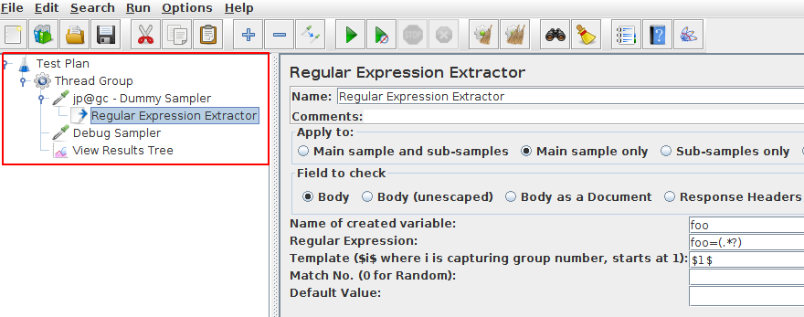 JMeter Regex Extractor: How to Extract Variables - Jmeter - OctoPerf