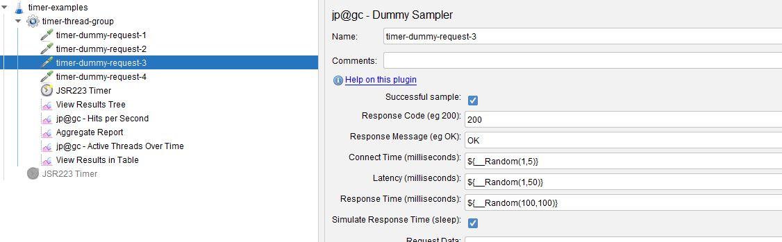 JSR223 Second Example Sampler Update