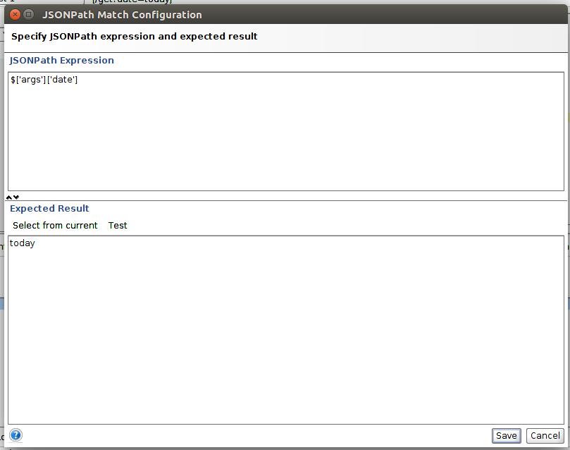 SoapUI Configure Assertion