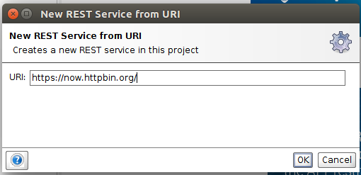 SoapUI REST services