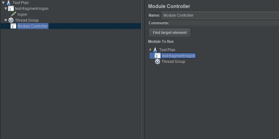 Module controller overview