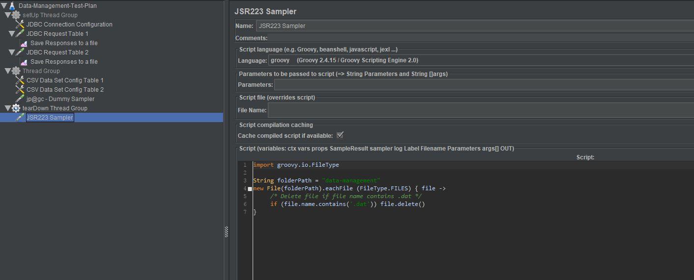 Managing Data During Performance Testing - Jmeter - OctoPerf