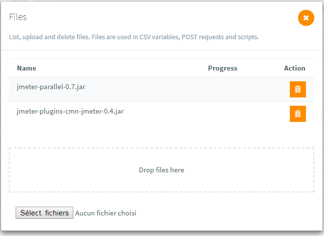 JMeter plugins auto import
