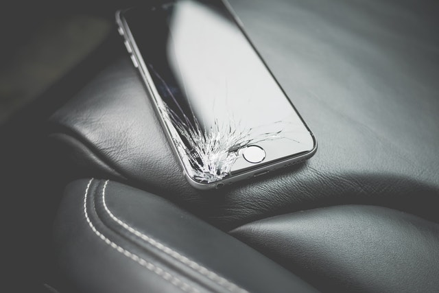Damaged Phone
