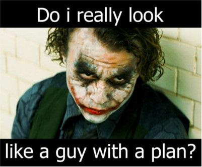 Joker-plan