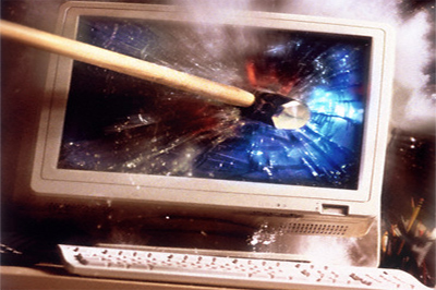 Break computer